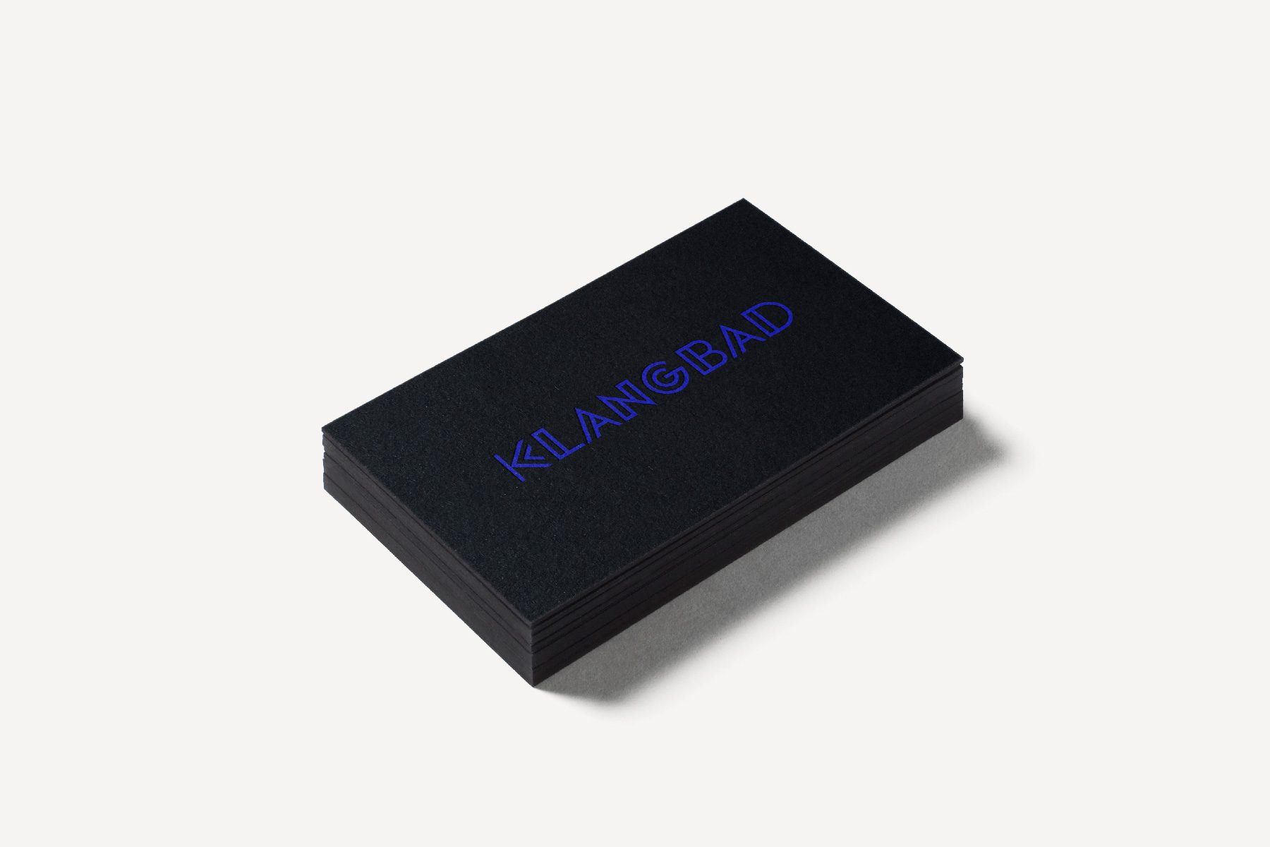 Klangbad Records – branding, cover art and communications
