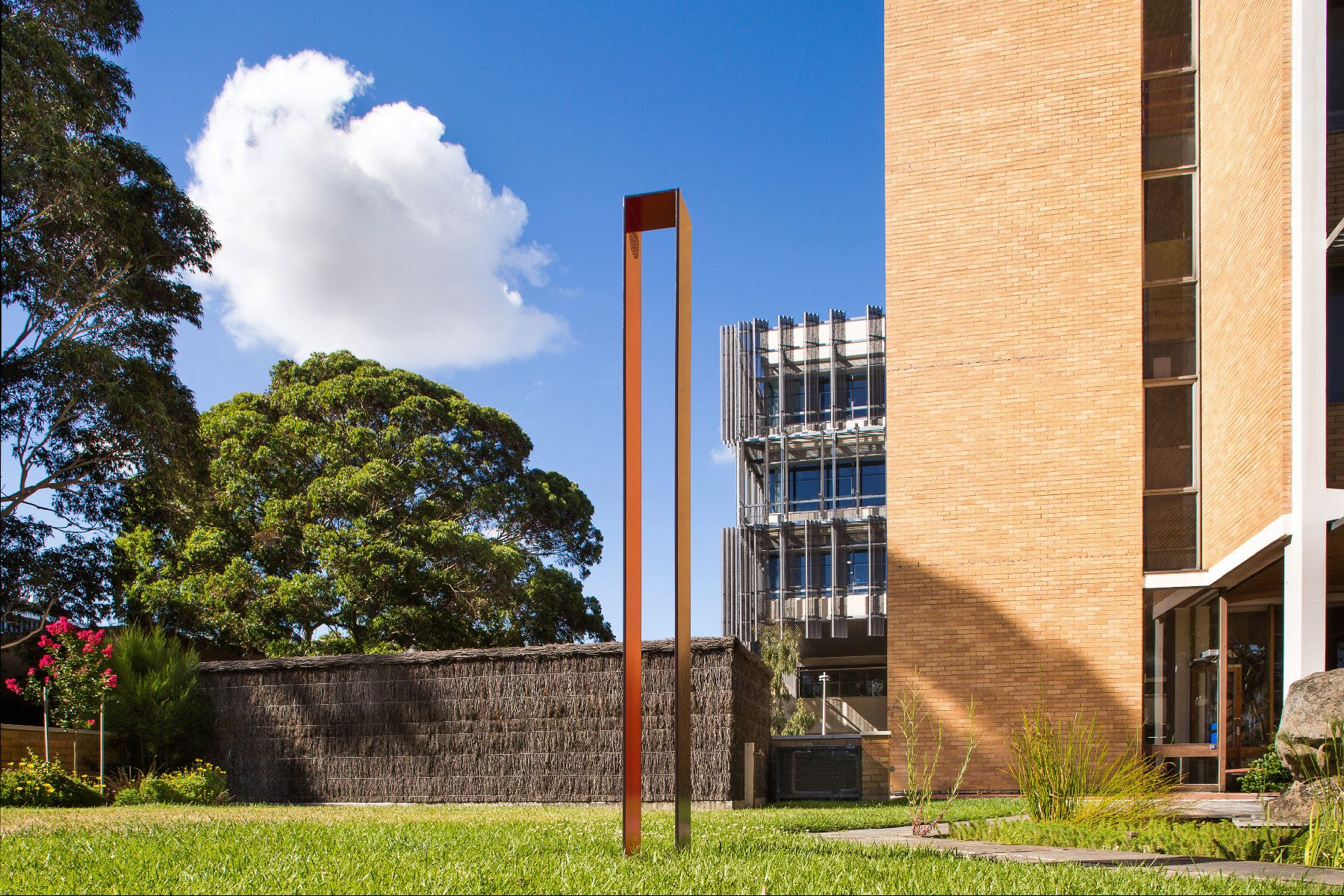 The University of Melbourne – interpretative and wayfinding signage