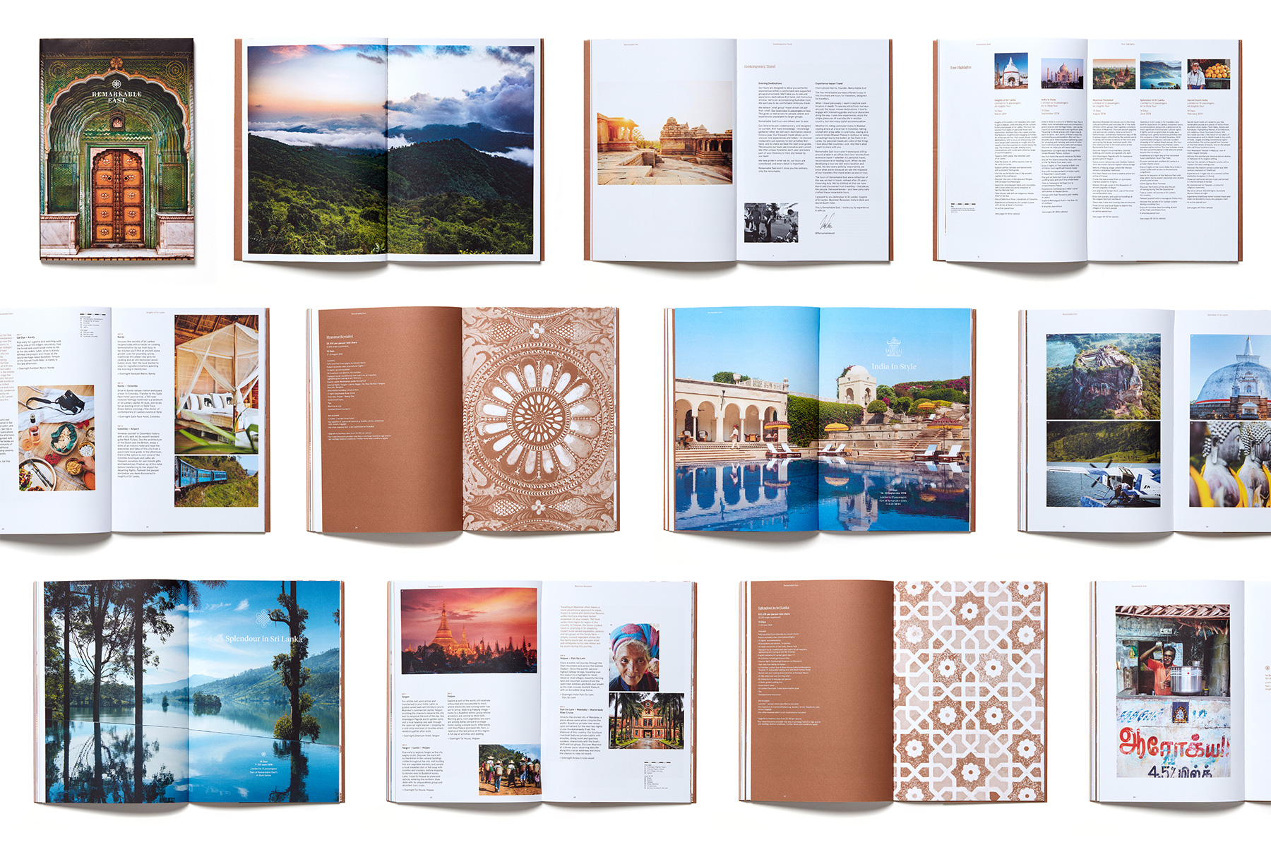 India Unbound – publication design